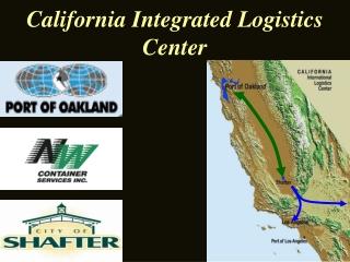 California Integrated Logistics Center