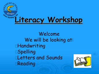 Literacy Workshop