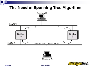 The Need of Spanning Tree Algorithm