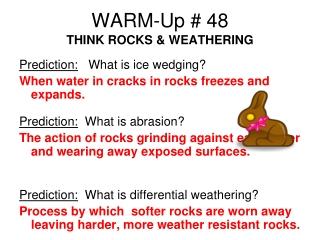 WARM-Up # 48