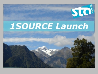 1SOURCE Launch