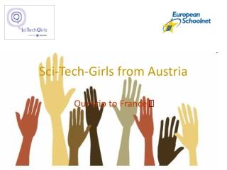 Sci-Tech-Girls from Austria