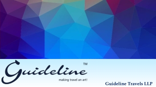 Guideline Travels LLP