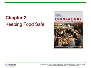 Chapter 2 Keeping Food Safe