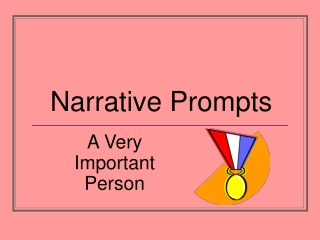 Narrative Prompts