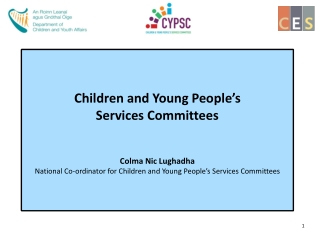Children and Young People's  Services Committees