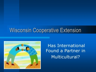 Wisconsin Cooperative Extension