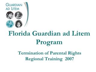 Florida Guardian ad Litem Program