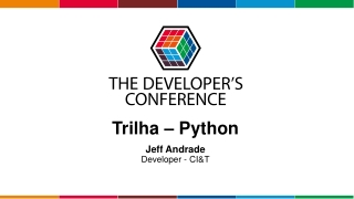 Trilha – Python
