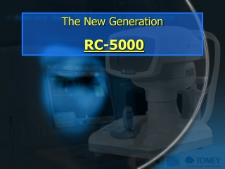 The New Generation RC-5000