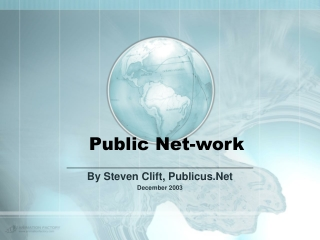Public Net-work