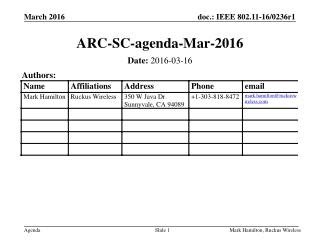 ARC-SC-agenda-Mar-2016