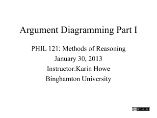 Argument Diagramming Part I