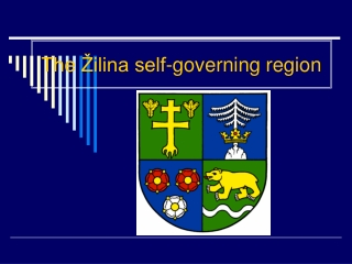 The Žilina self-governing region