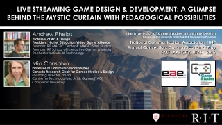 The InterPLAY of Game Studies and Game Design