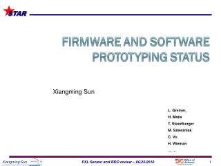 Xiangming Sun