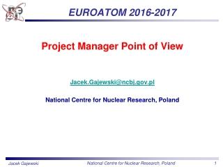 EUROATOM 2016-2017