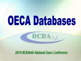 OECA Databases