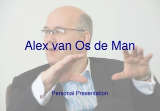 Alex van Os de Man
