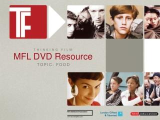 MFL DVD Resource