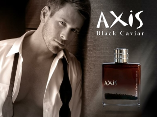 Axis Black Caviar is a subtle and fascinated mix of Elegance and modernity.