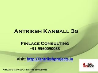 Antriksh Kanball 3g best rates at Finlace
