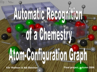 Automatic Recognition  of a Chemestry Atom-Configuration Graph