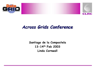Across Grids Conference