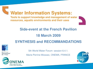 Water Information Systems: