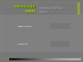 mestrado HRH