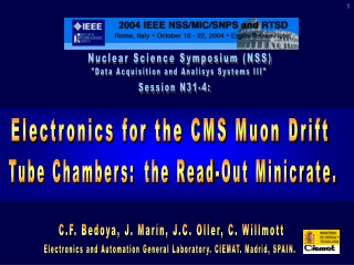 Nuclear Science Symposium (NSS)