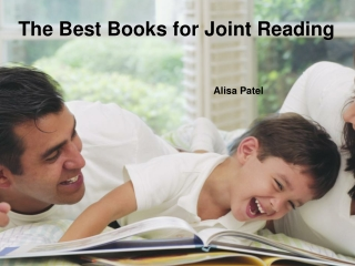 The Best Books for Joint Reading