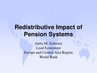 Redistributive Impact of Pension Systems