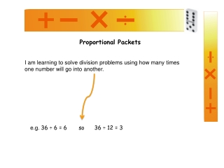 Proportional Packets