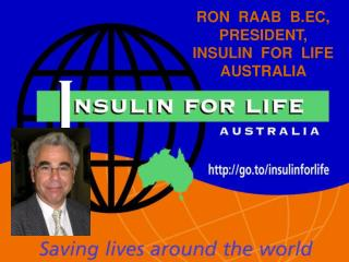 INSULIN  FOR  LIFE Australia