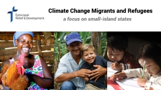 a focus on small-island states