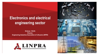 Electronics and electrical engineering sector