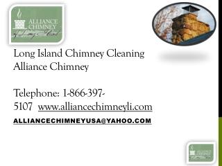 Long Island Chimney Cleaning Company, Alliance Chimney
