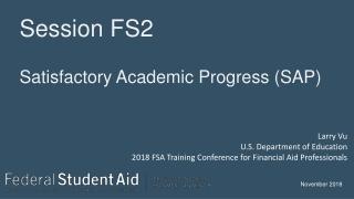 Session  FS2