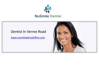 Dentist In Verree Road - Nusmiledentaloffice