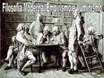Filosofia Moderna: Empirismo e Iluminismo
