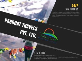 Parbhat Travels Pvt. Ltd.