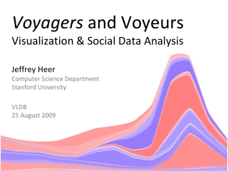 Voyagers  and Voyeurs Visualization & Social Data Analysis