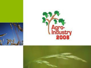 EU-SADC Agro-Industry 2008 Partnership meeting