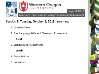 Language Understanding to Improve Student Achievement