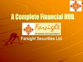 A Complete Financial HUB