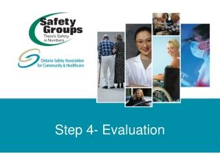 Step 4- Evaluation