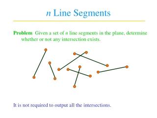 n  Line Segments