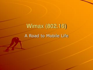 Wimax 802.16