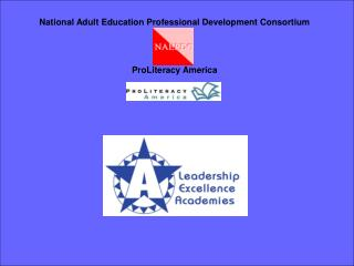 Leadership Excellence Academies